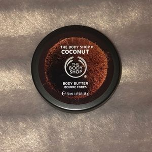 🌺5x$25- The Body Shop Coconut Body Butter